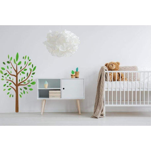 Tree Wall Decal, Tree Wall Sticker, Sticker Tree, Decal Tree, Nursery Wall Decals, Nursery Stickers, Tree Wall Art, Tree Stickers, Decor, 56