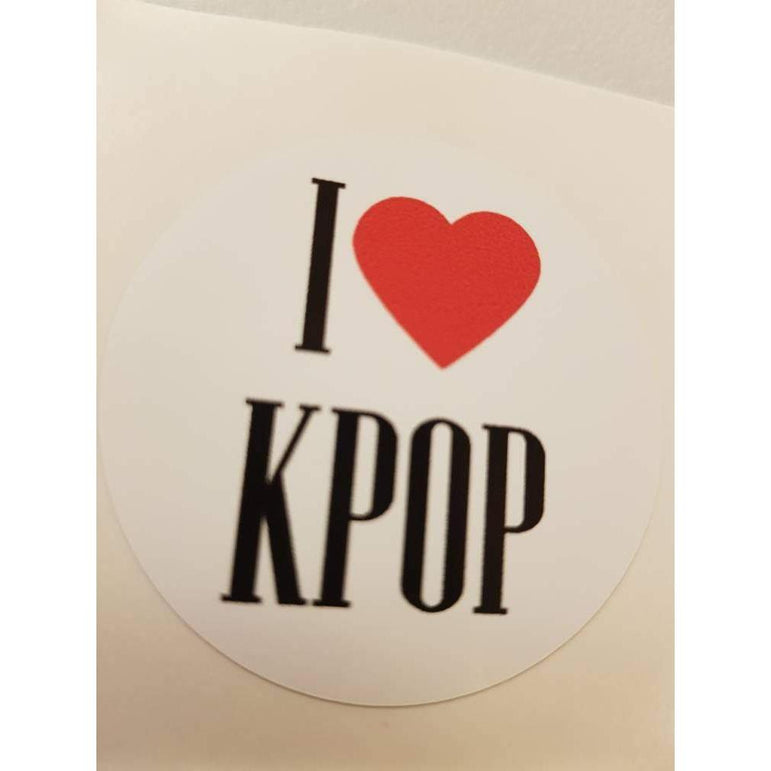 Kpop Stickers, Korean Stickers, BTS, EXO, Monsta X, Seventeen, NCT, Korean Band, Kpop Sticker, Kpop Decals, I Love Kpop, Peel And Stick, 37
