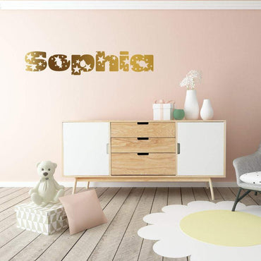 Girls Name Decal, Star Wall Art, Stars Decals, Star Wall Stickers, Gold Star Decals, Custom Name, Personalised Art, Gift For Her, Nursery