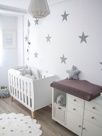 Large Star Wall Stickers, Star Wall Decals, Nursery Wall Art, Wall Art Stickers, Kids Wall Stickers, Baby Wall Stickers, Childrens Decals
