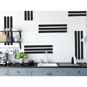 Modern Art Line Wall Stickers