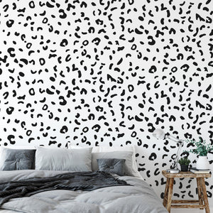 Leopard Animal Print Wall Stickers