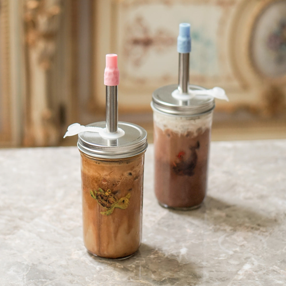 Reusable Drinkware  Eco Friendly Straws, Mugs, Bottles  Net Zero Co.