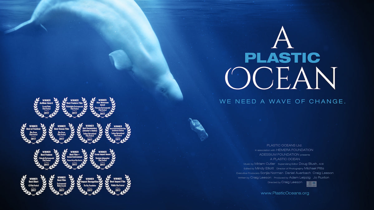 A Plastic Ocean - We Need a Wave of Change