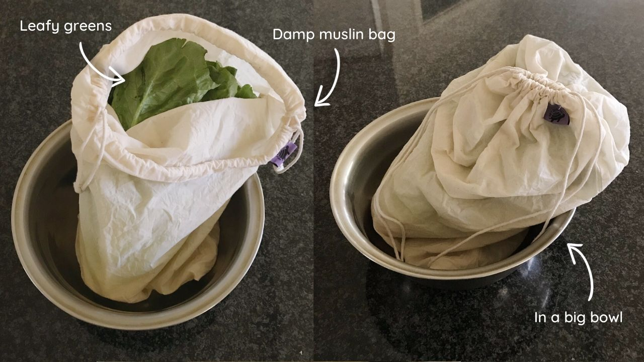 Cotton Muslin Bags | Buy Muslin Bags With Drawstring