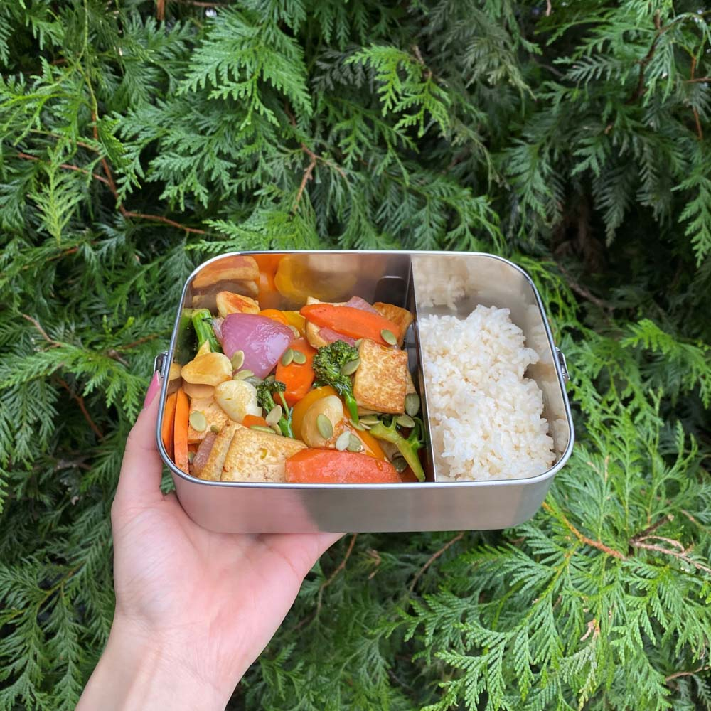 Pack Your Own Lunch - Net Zero Munchie Box