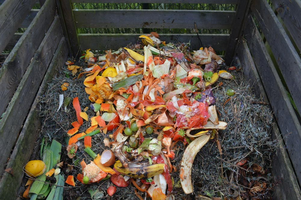 Recycle and Compost Waste_