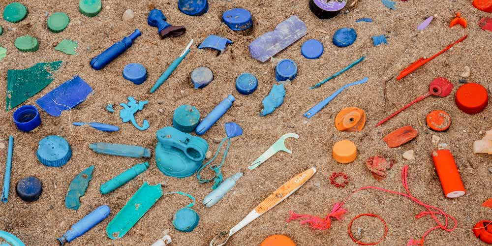 Save Our Oceans By Picking Up Small Trash_