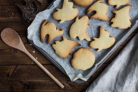 Make Your Own Sweet Treats For Trick or Treat Visitors