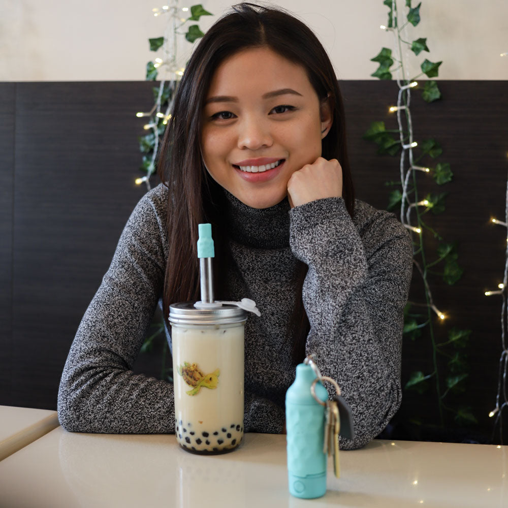 Reusable Boba Straw | Buy Reusable Boba Straw With Case