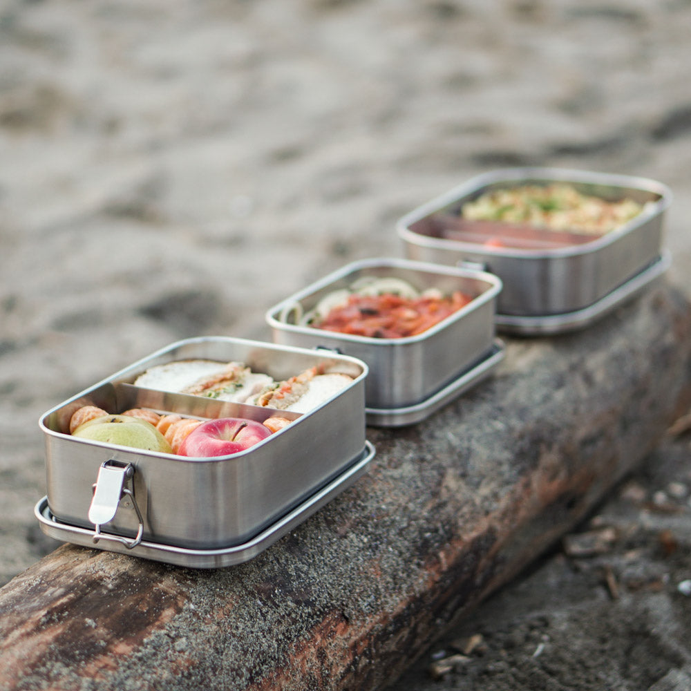 net zero company stainless steel lunch boxes