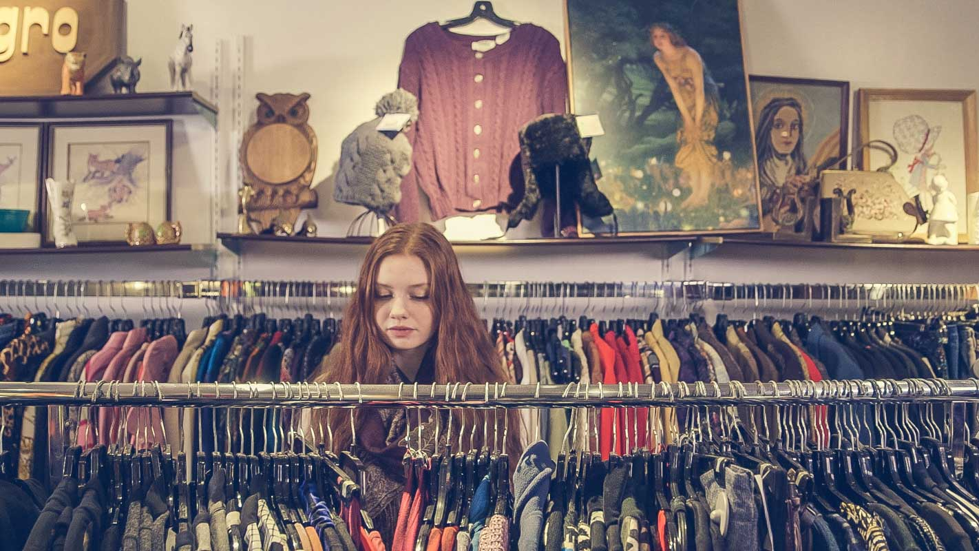 Check out local second hand shops