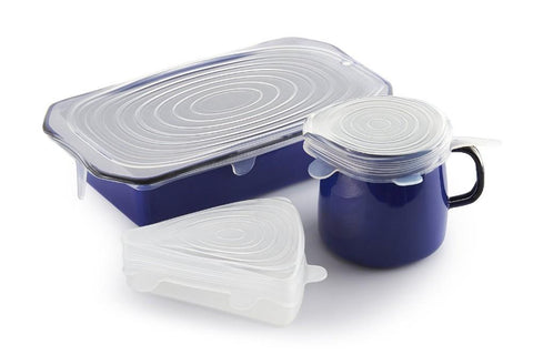 Silicone Lids Rectangle Pots and Pans
