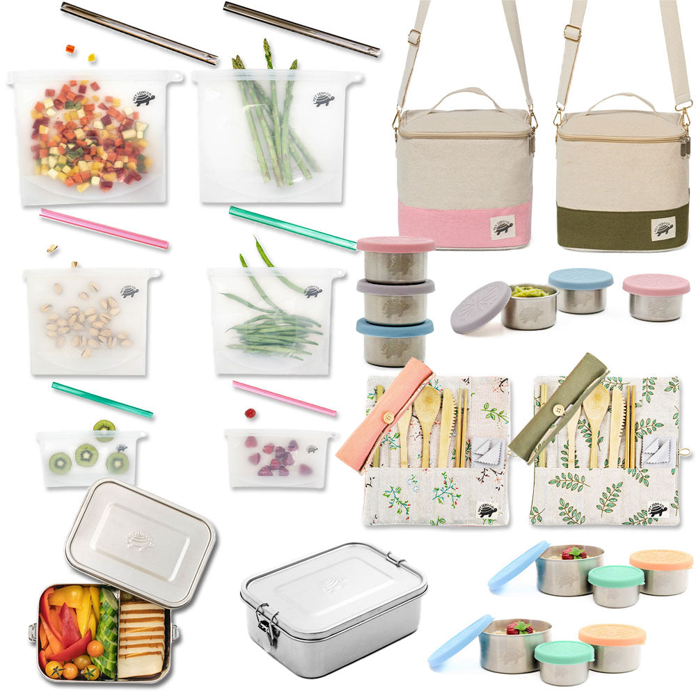 Gift of Eco Friendly Eats | Sustainable Food Storage & Lunchware