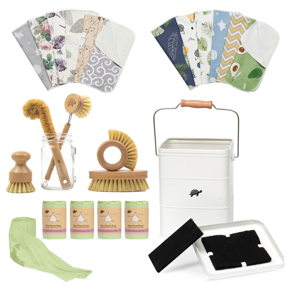 Green Cleaning Starter  Sustainable Cleaning Bundle  Net Zero Co.