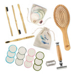 Zero Waste Bathroom Bundle | Eco-Friendly Bathroom Products