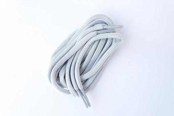 Shoelace silver - for Jindo & Baram Champagne