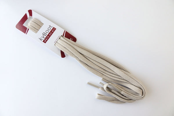 Shoelaces White - for Lancy White
