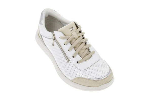 kyBoot Lancy White W