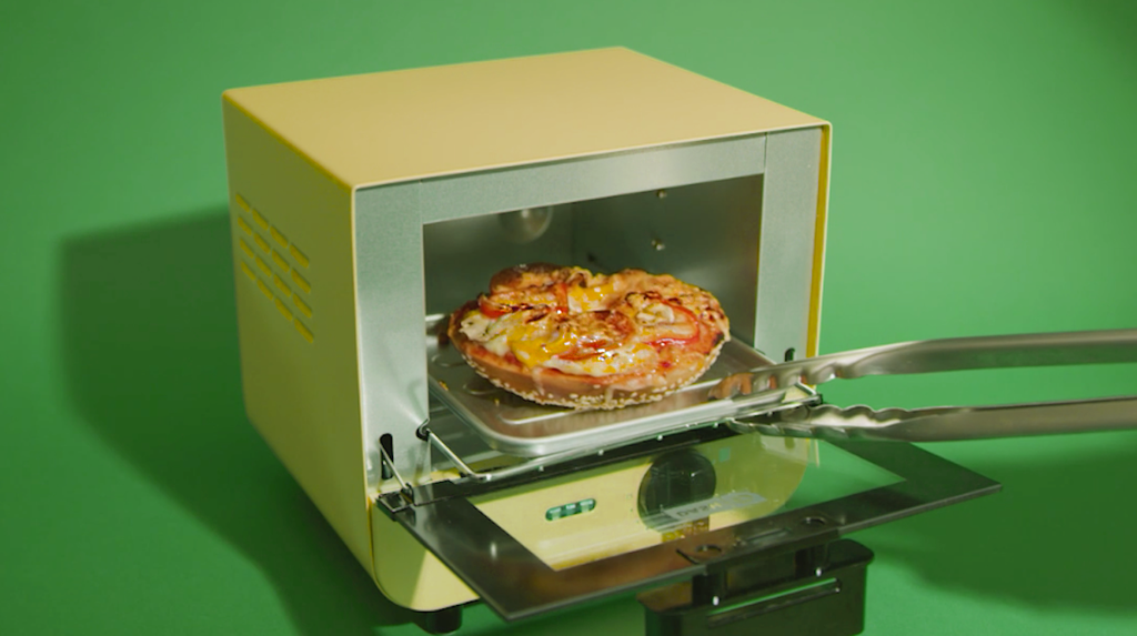 pizza bagel toaster oven