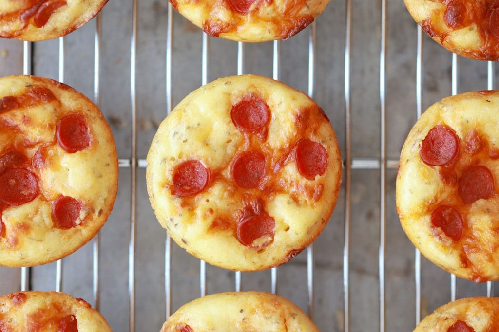 Monday Munchies: Pizza Muffins