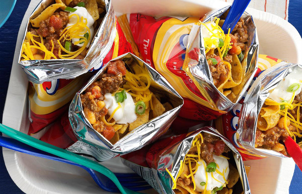 Monday Munchies: Walking Tacos