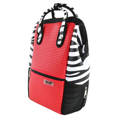 Tweeny+ Super Light Tween Backpack Zebra and Red