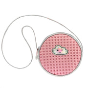 EVA / Silicone Kids Crossbody Bag Pink