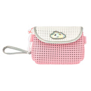 Convertible Kids Fanny Pack Pink