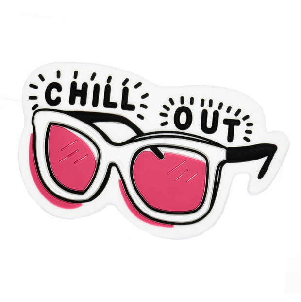 DIY Nimick Patch (Chillout Glasses)