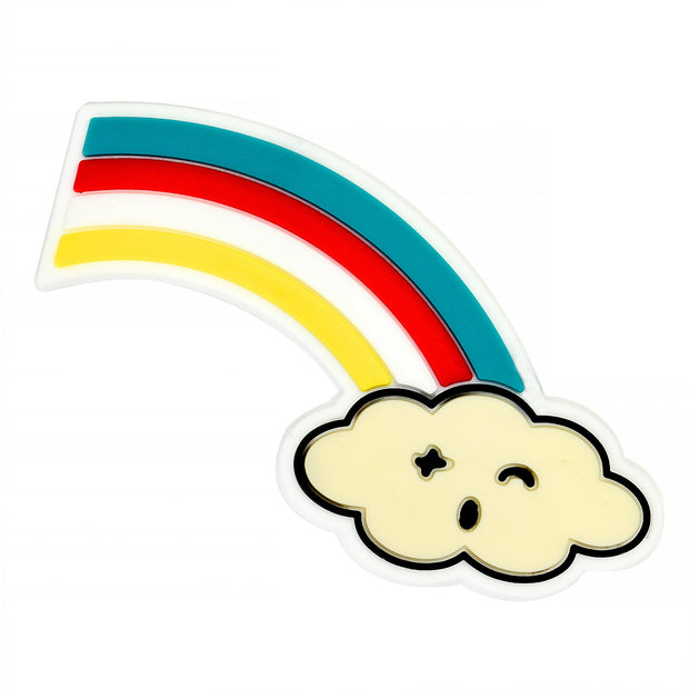 DIY Nimick Patch (Rainbow Cloud)