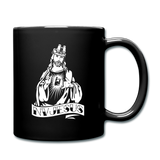 NV Jesus Mug - black