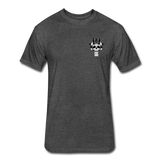 Logo T - heather black