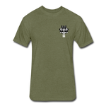 Logo T - heather military green