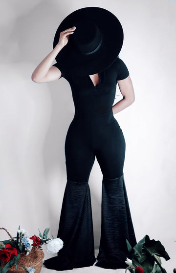 CAT WOMAN JUMPSUIT