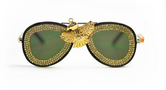 Crystal eagle-Couture Eyewear