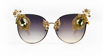 Queen Bee- Couture Eyewear