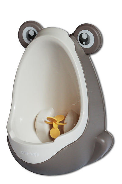 Pee wee frog potty training urinal