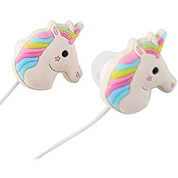 Unicorn earphones