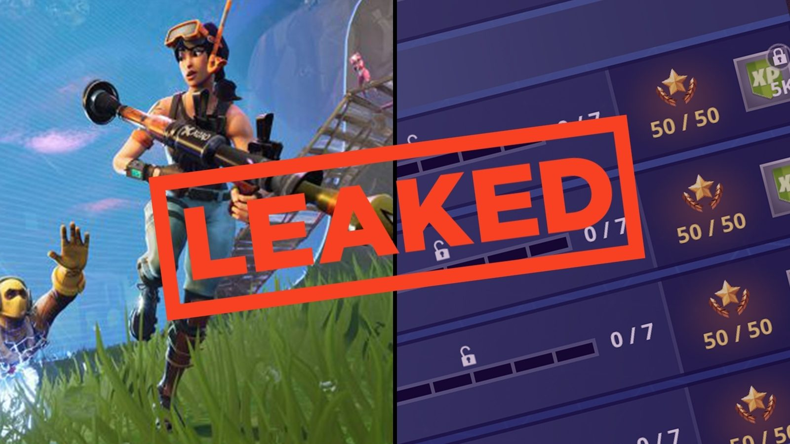 Fortnite Challenges For Week 4 Of Season 6 Have Been Leaked