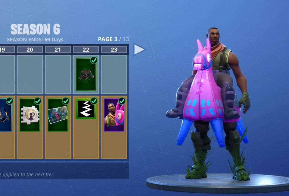 Here Are All The New Season 6 Battle Pass Skins In Fortnite Battle