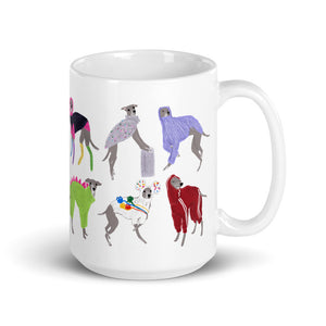 Fashion Tika Mug