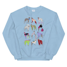 Load image into Gallery viewer, Fashion Tika Unisex Sweatshirt