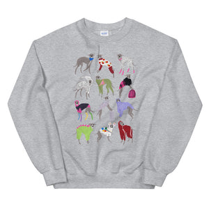Fashion Tika Unisex Sweatshirt