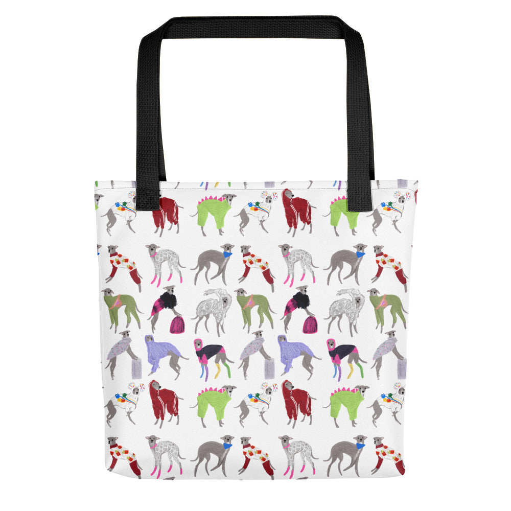 Fashion Tika Tote bag