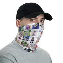 Load image into Gallery viewer, Multiple Tikas Neck gaiter