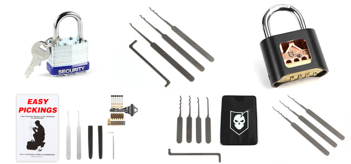 Which Lock Pick Set is Right for You?