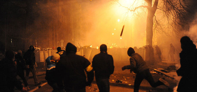 Strife Happens: What to Do During an Urban Uprising