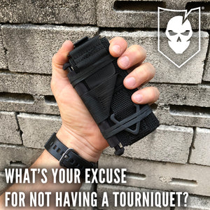 What's Your Excuse for Not Having a Tourniquet?