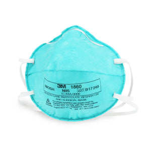 3M N95 Particulate Respirator Mask (3-Pack)